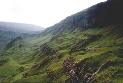 Quiraing-Massiv, Isle of Skye